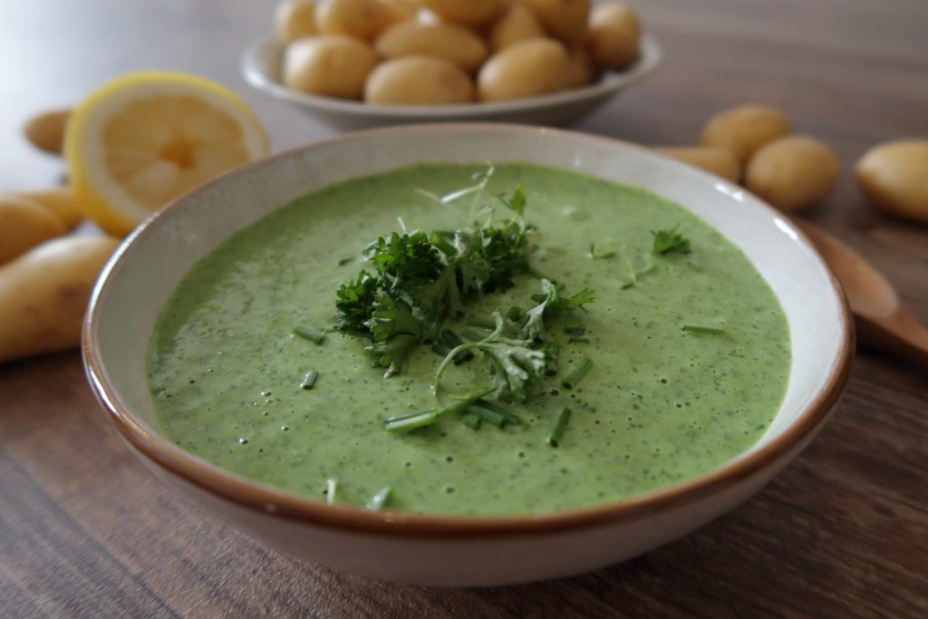 Frankfurt's Famous Flavourful Green Sauce