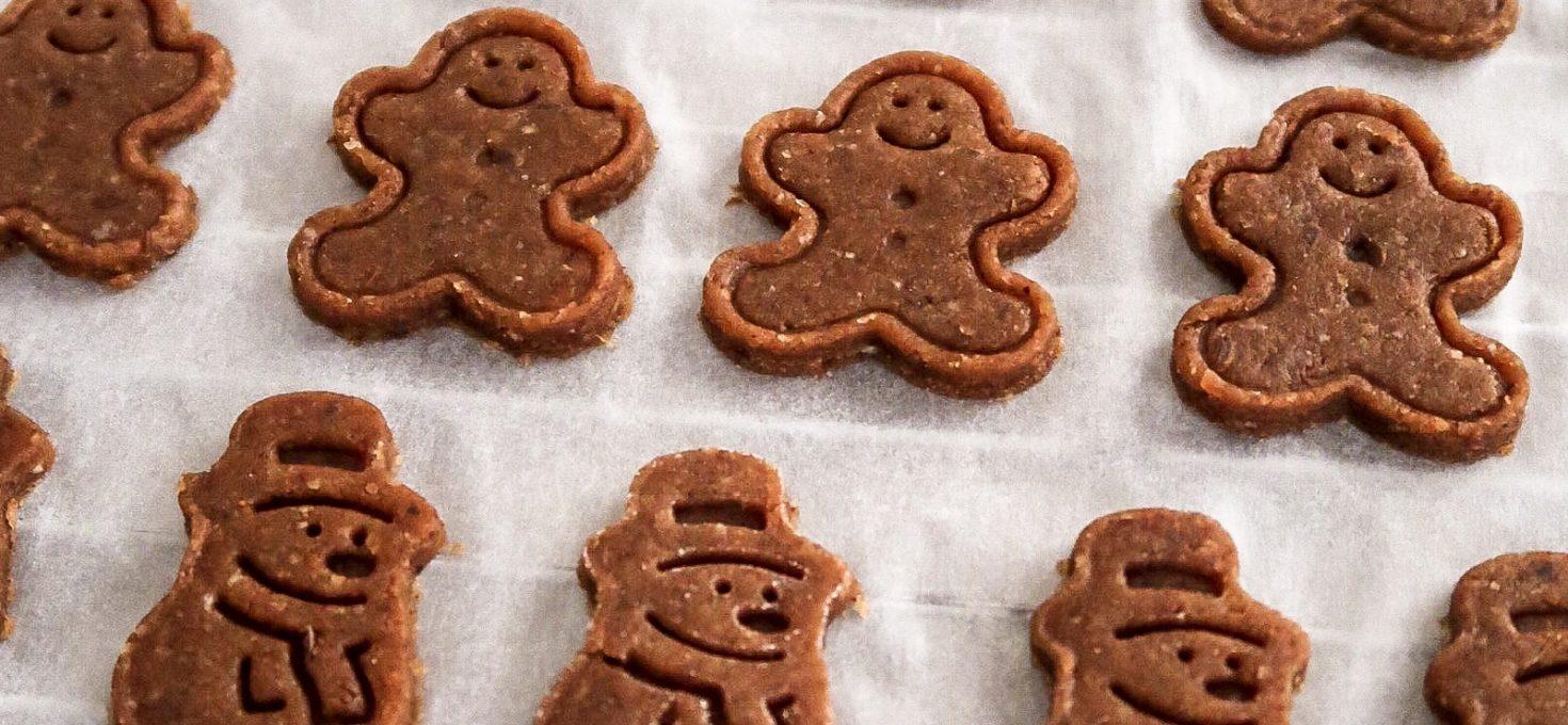Vegan Speculoos Cookies (refined-sugar-free, oil-free)