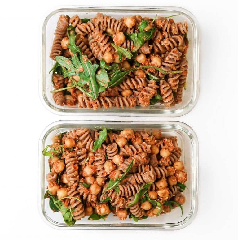 sundried-tomato-pesto-pasta-salad