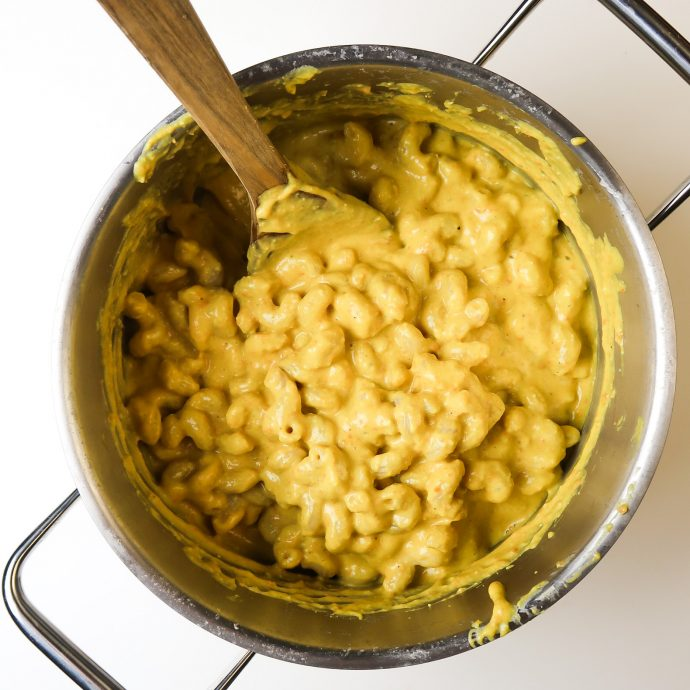 The Best Vegan Mac And Cheese (oil-free)