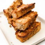 baked-tofu-tahini-marinade