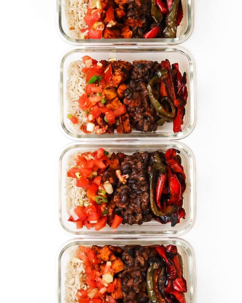 vegan-meal-prep-burrito-bowl