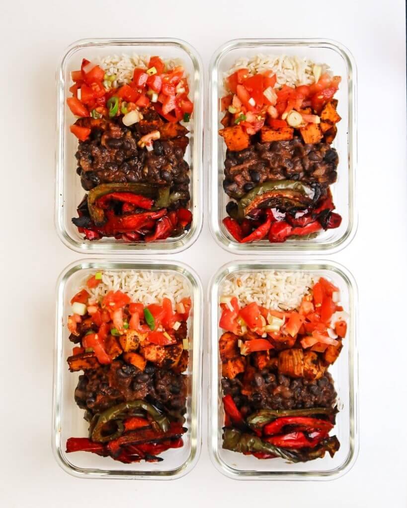 vegan-meal-prep-burrito-bowl