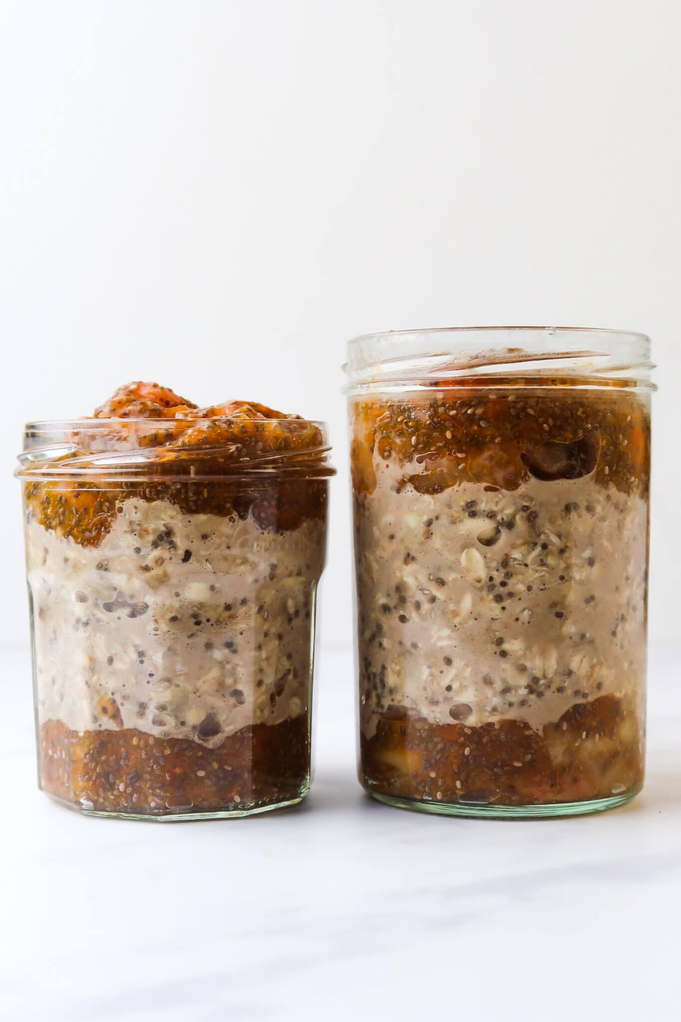 vegan-summer-fruit-overnight-oats