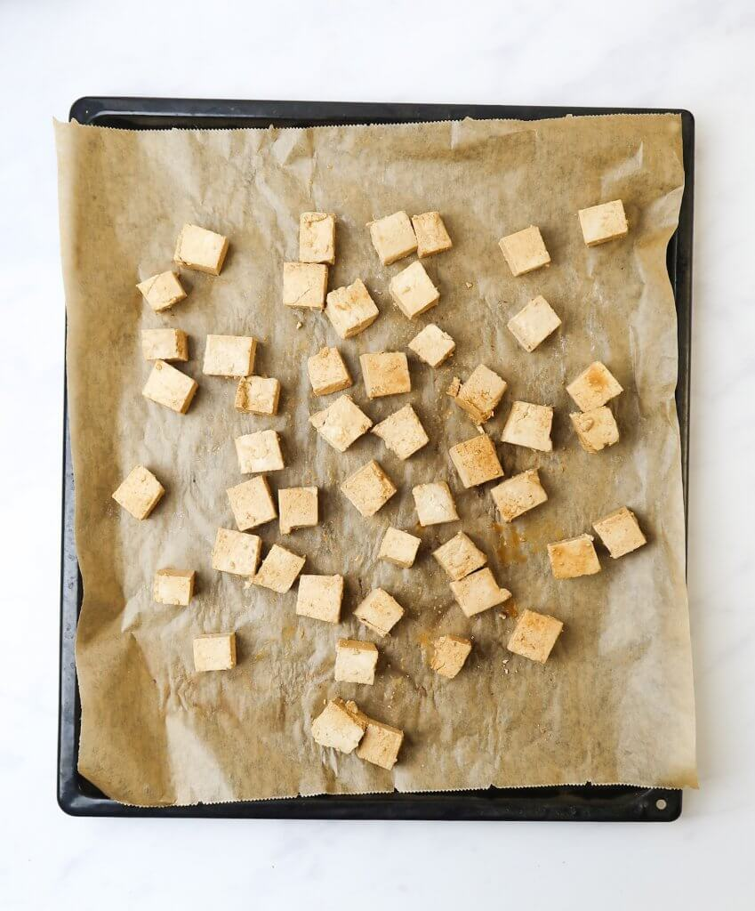 tofu-on-a-baking-tray