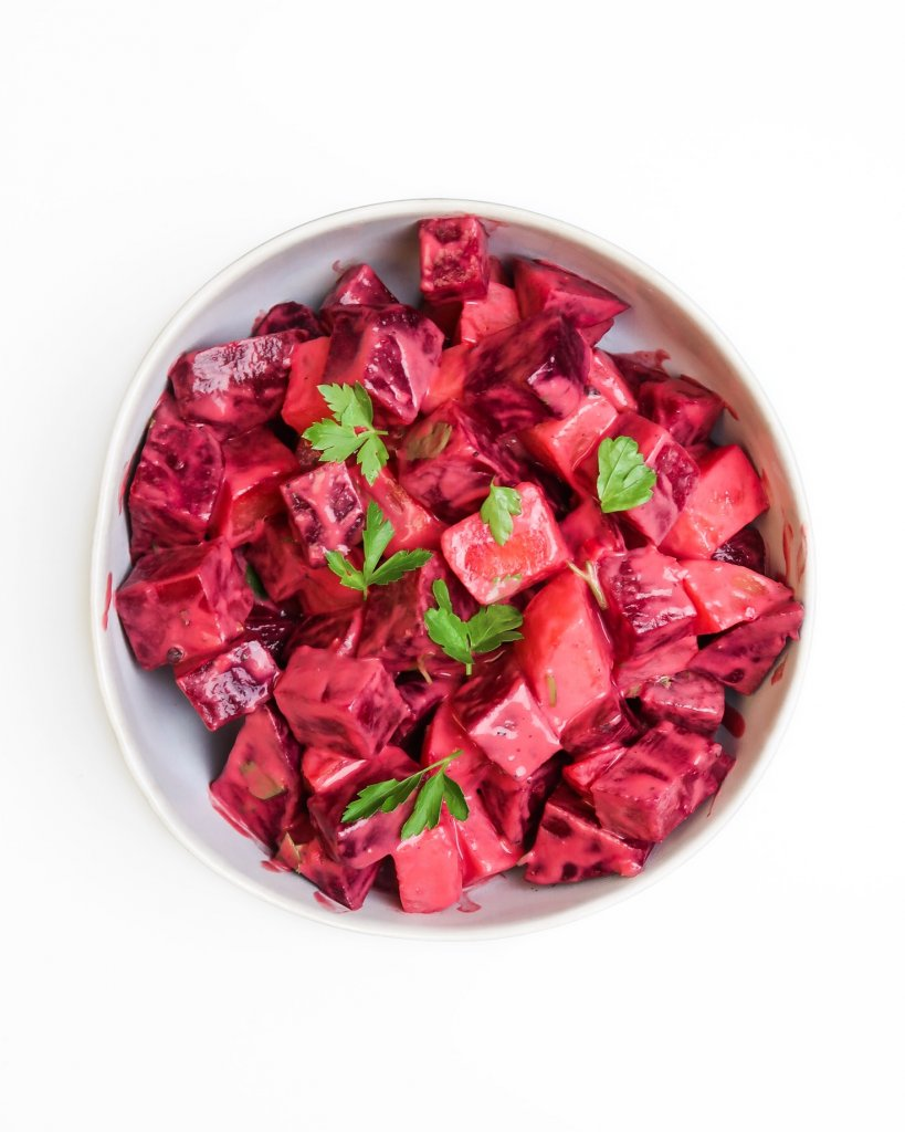 vegan-beetroot-salad