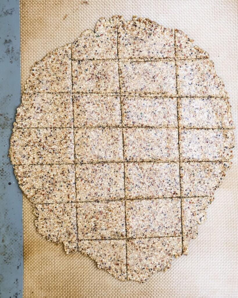 healthy-vegan-crackers-before-baking