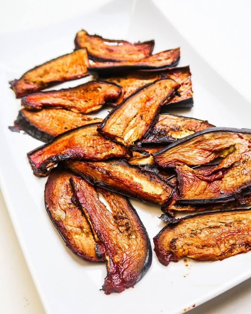 eggplant-bacon