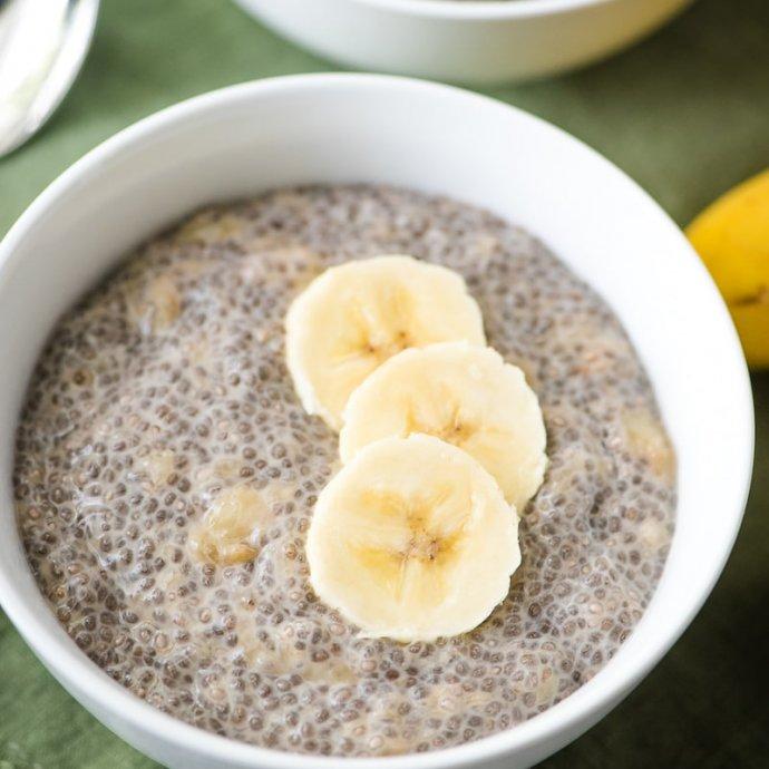 banana-chia-pudding