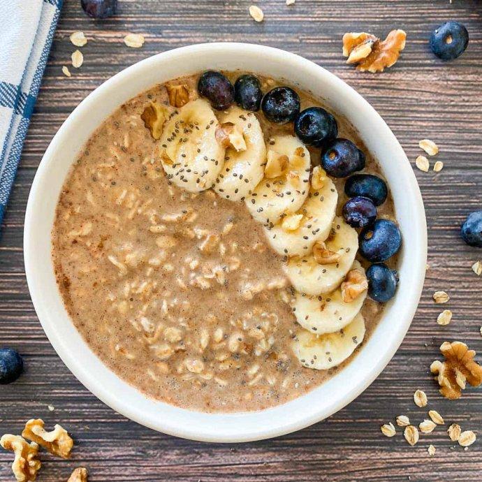 banana-oats