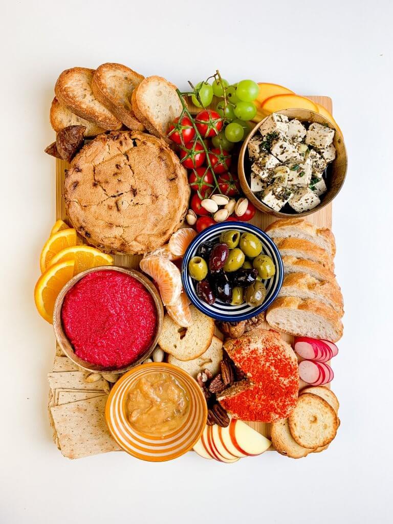 vegan-cheese-board